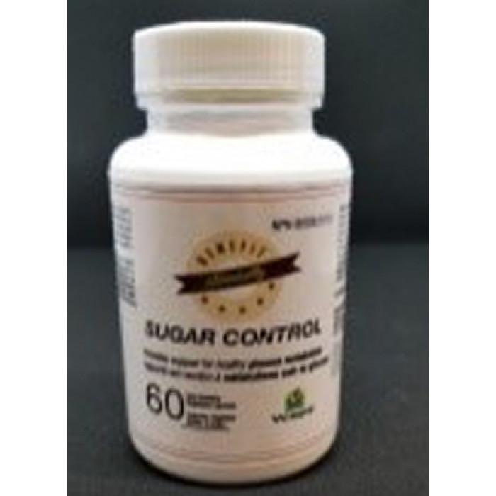 Sugar Control – Vegi Caps to regulate sugar metabolism