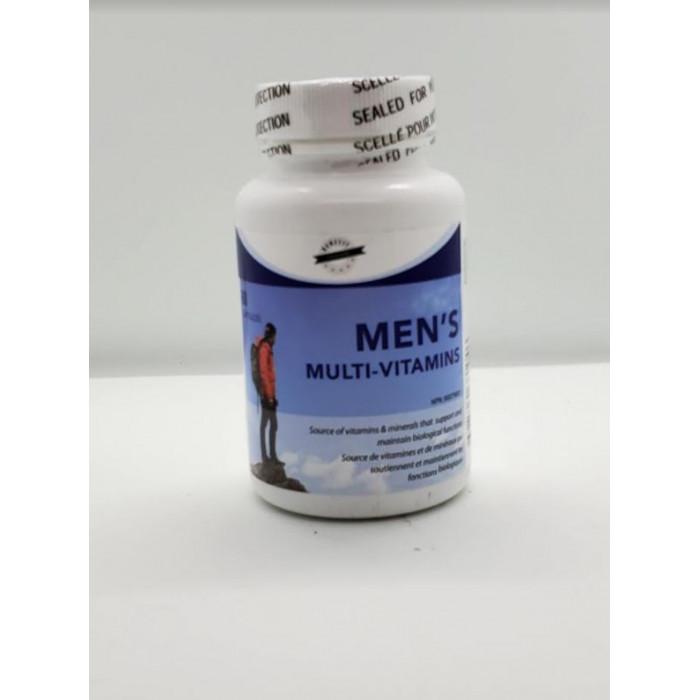 Men's Multi-vitamins